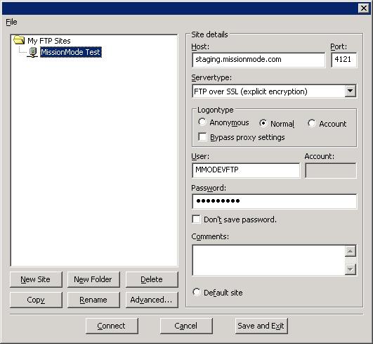 Curl: Sending a file using FTPES
