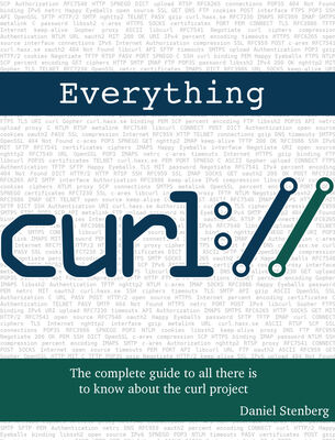 Everything curl book cover